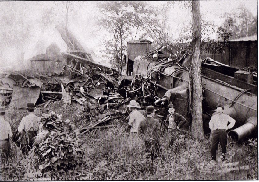 "1912 collision on the Ligonier Valley Rail Road, called ""the worst ever known in the history of Westmoreland county railroading"" by the Ligonier Echo."