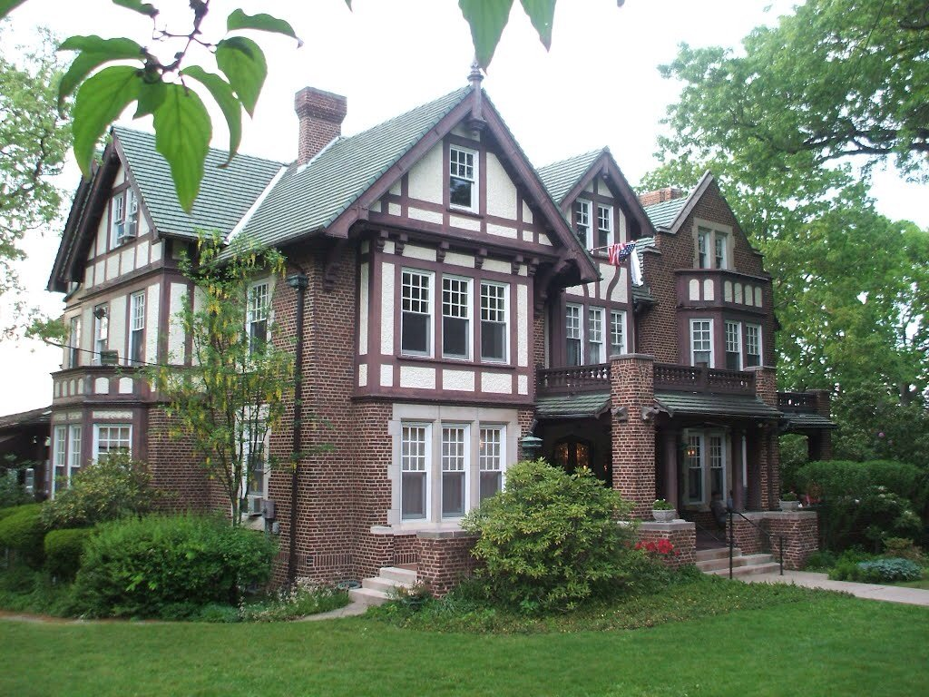 The Yuengling Mansion has was constructed in 1913 and has been home to the Schuylkill County Council for the Arts since 1978.