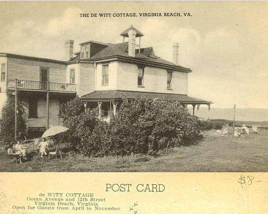 """Post Card."" Atlantic Wildfowl Heritage Museum. Retrieved from: