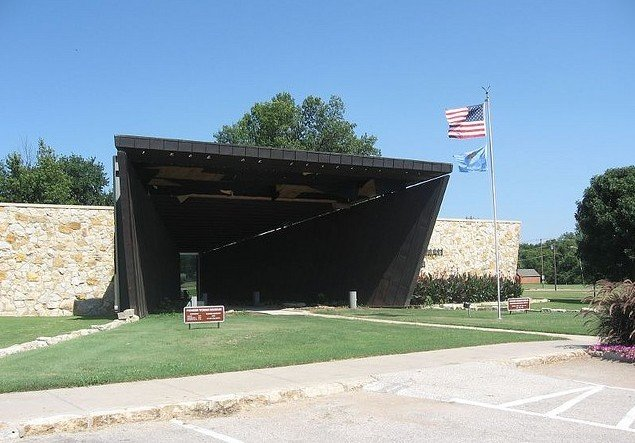 The Pioneer Woman Museum (image from Ponca City official site)
