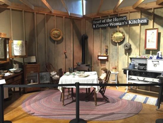 Kitchen exhibit (image from Trip Advisor)
