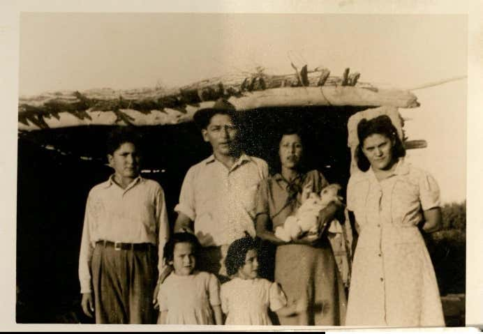 The Benavides Family: The Family Behind Chope's (1944)
