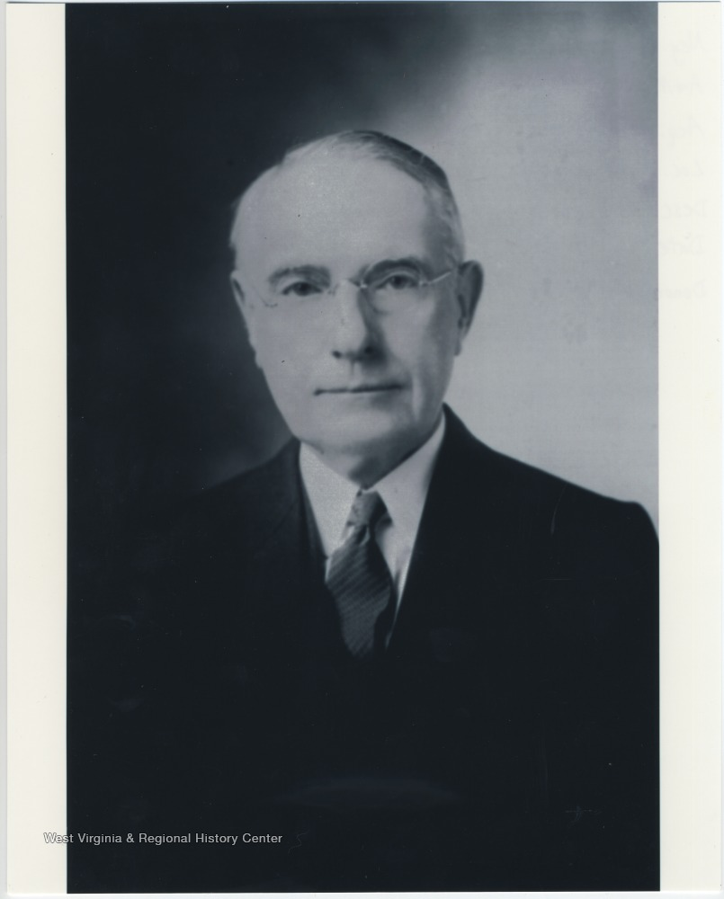 Portrait of William E. Arnett
