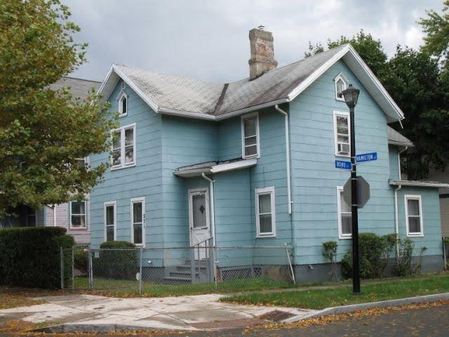Douglass's Hamilton Home