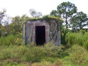 Osceola Bank Vault
