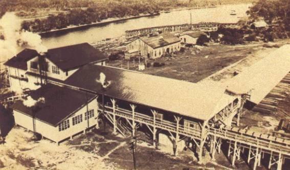 """Osceola Cypress Mill, """"Osceola Cypress Company"""""""