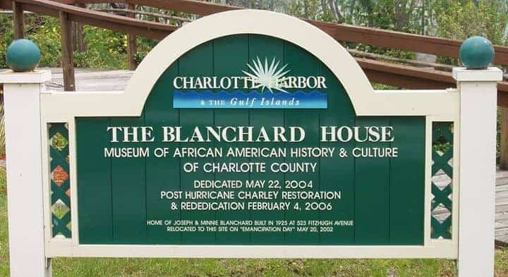Established in 2004, the Blanchard House Museum explores the history, culture, and contributions of African Americans in Charlotte County.