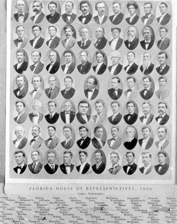 George Hazeltine Browne, Bottom Left Corner