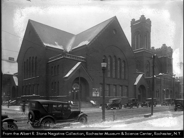 Central Presbyterian, 1922 