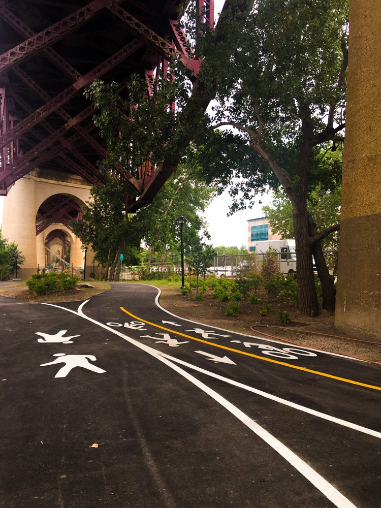 Hell Gate Pathway