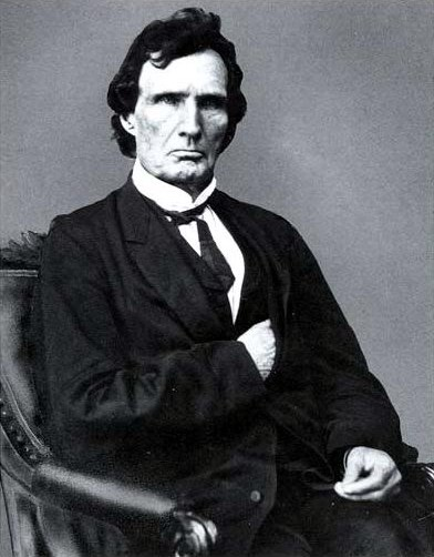 Thaddeus Stevens served in the U.S. House of Representatvies from 1849 to 1868. As a Radical Republican, Stevens fought passionately for the abolition of slavery and civil rights for African Americans during the Reconstruction period.