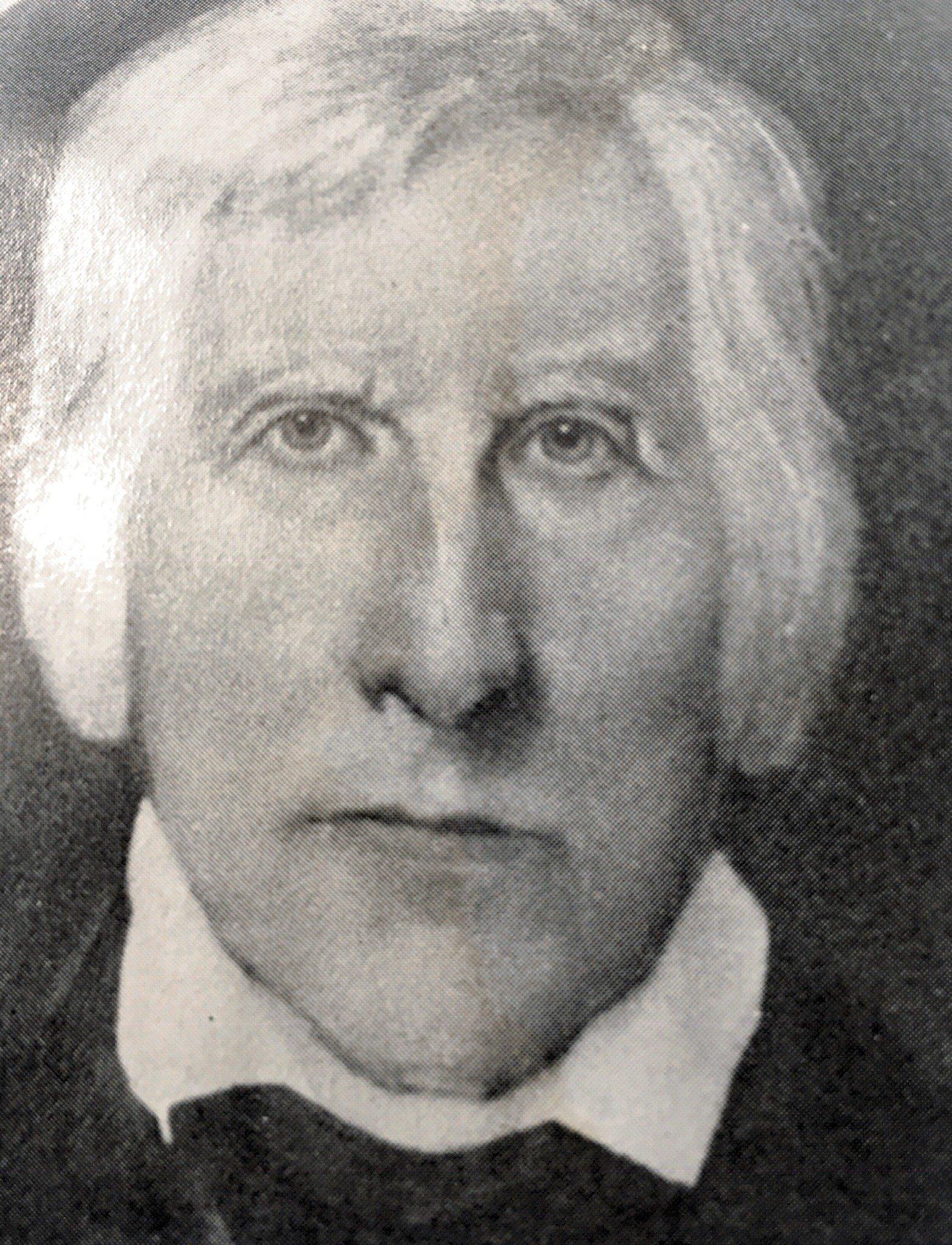 Rev. John McIlhenney