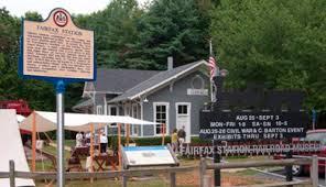 Fairfax Station Museum