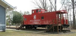 Fairfax Station Caboose