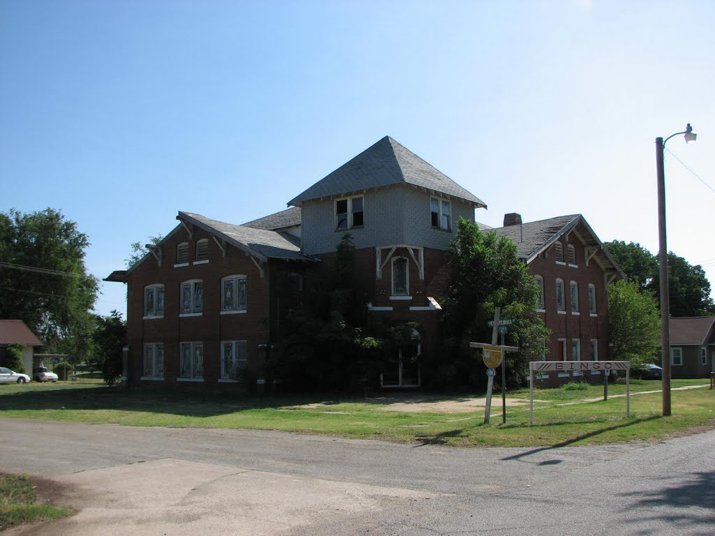The Cherokee Friends Church