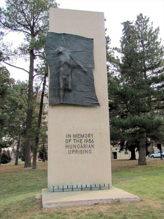 Hungarian Uprising Memorial