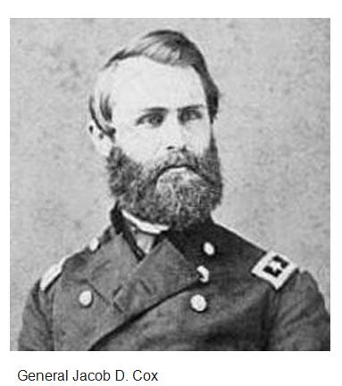 General Jacob D. Cox