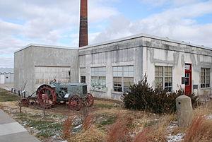 Lester F. Larsen Tractor Museum