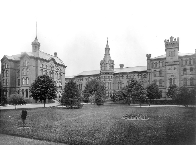 Cleveland Workhouse c. 1880s
