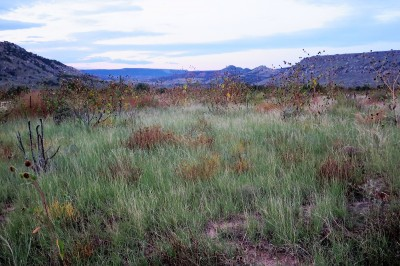 Rourke Ranch is nestled in the Comanche National Grassland