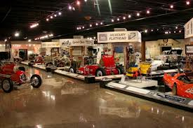 Museum of American Speed Exhibits