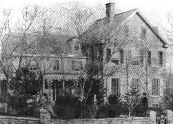 """Roadside,"" the home of Lucretia Mott, was used by runaway slaves as part of the Ungerground Railroad."