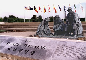 WA State Dept. of Enterprise Services. Korean War Memorial. [1]