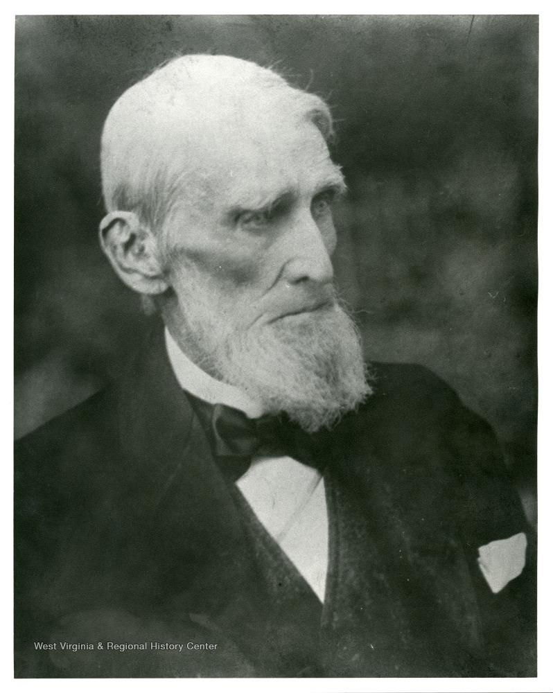 Portrait of Waitman T. Willey