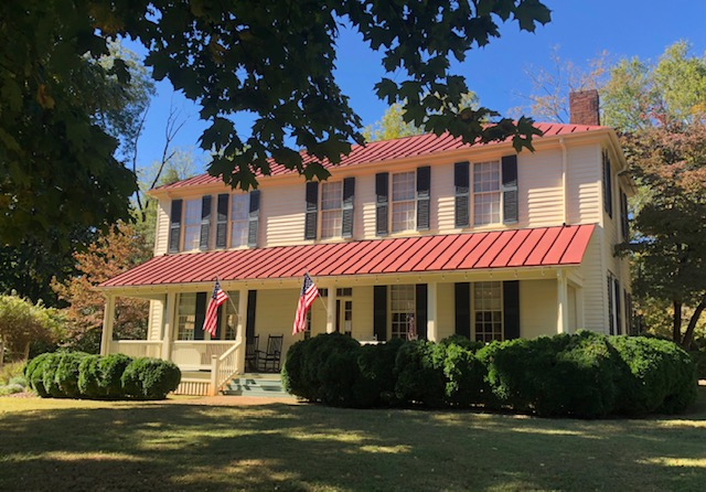 Burwell Residence