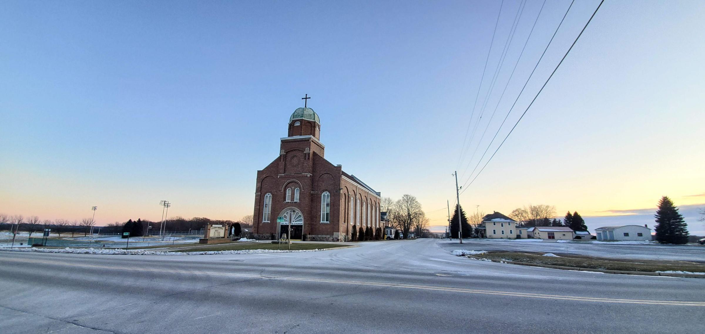 St. Peter Church, 2020.