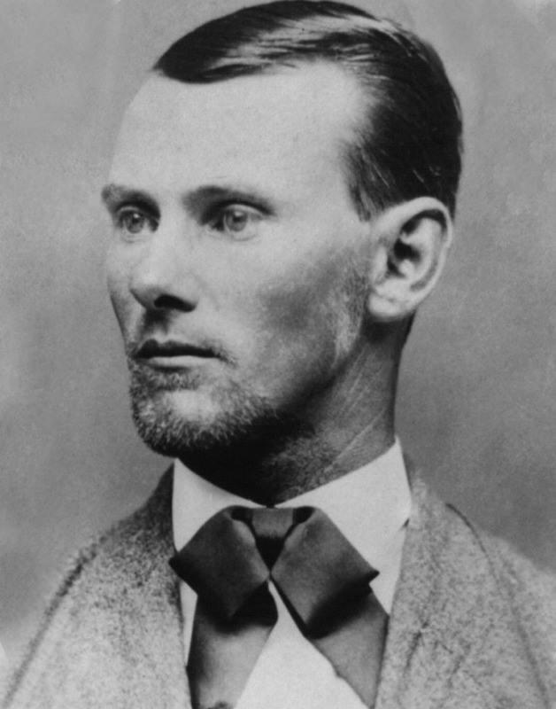 Jesse James (1847-1882)