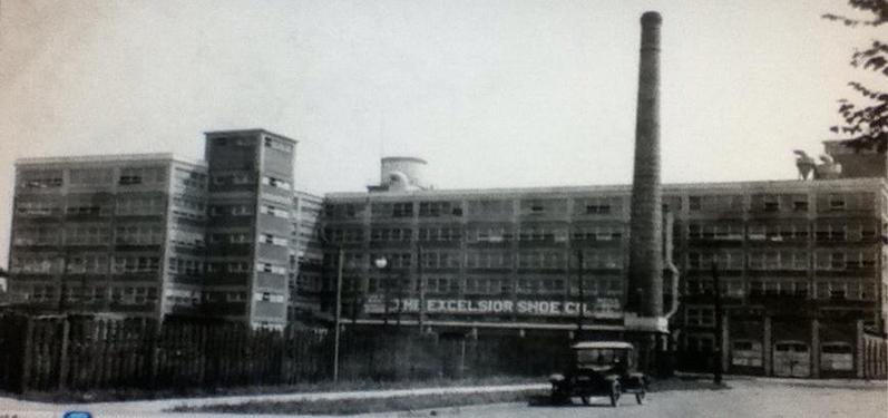 Another view of Excelsior Shoe factory