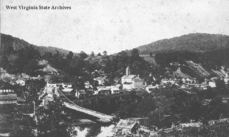 Sutton, West Virginia, 1890, 29 years after the event