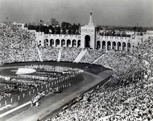 The Coliseum is one of the most famous sporting venue in the world