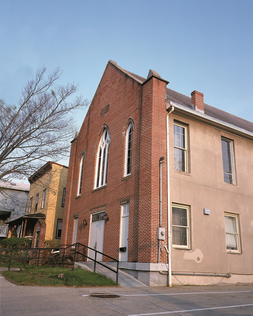 Foster Memorial African Methodist Episcopal Zion Church