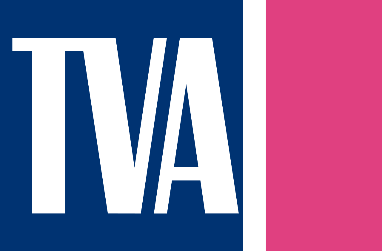 The flag of the Tennessee Valley Authority