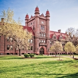 Millikin University, created by James and Ana Millikin, was dedicated in 1904 by President Theodore Roosevelt. The Millikin Homestead was endowed to the university as a museum.