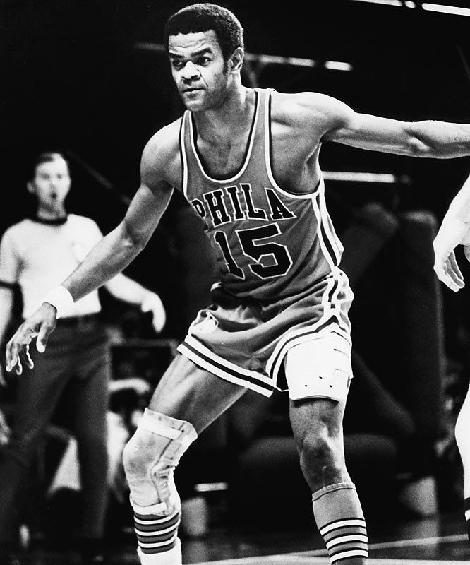 Hal Greer during a game