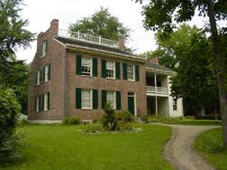 Wylie House was built in 1835 by Andrew Wylie, who would act as president of Indiana College (later Indiana University) from 1829 to his death in 1851.