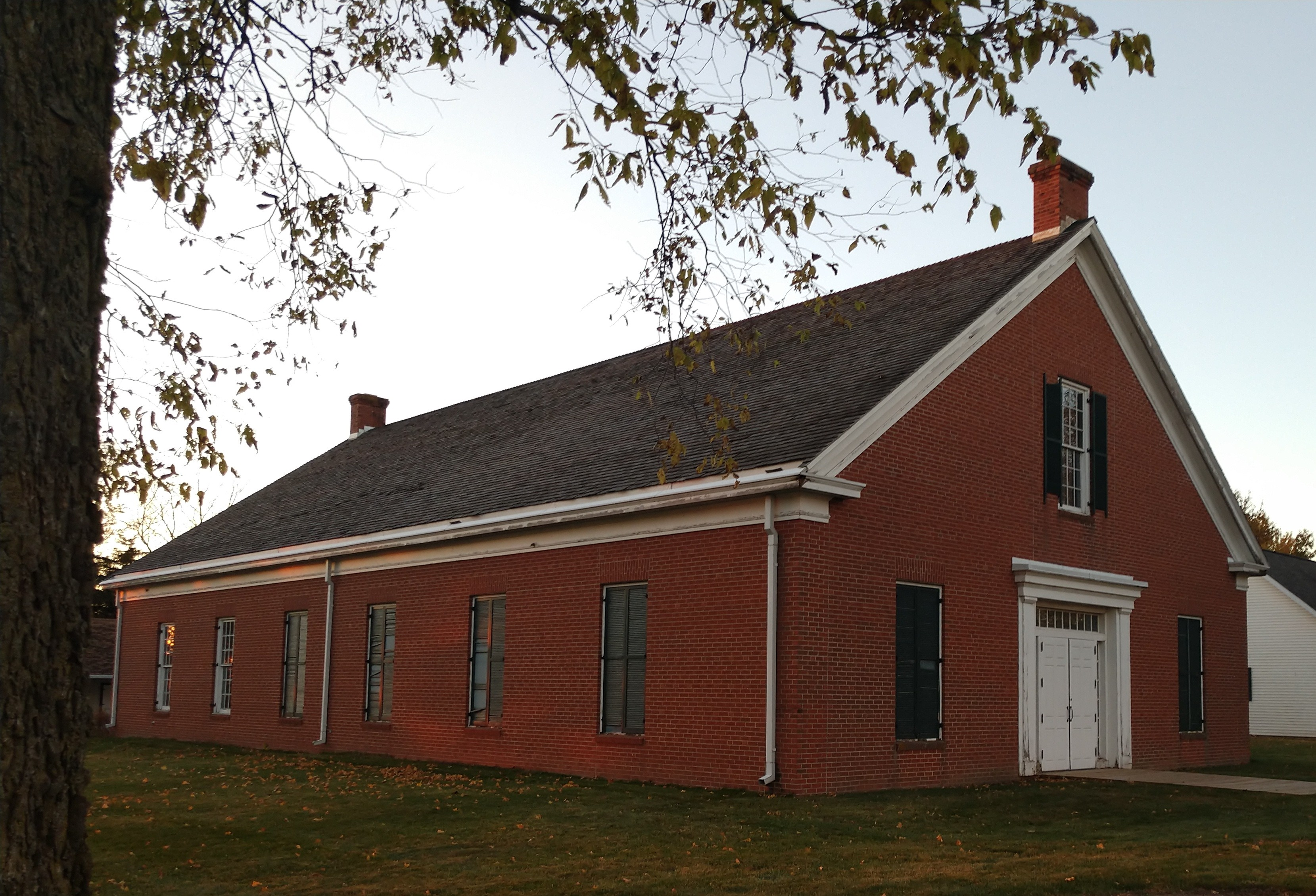 The Bishop Hill State Museum