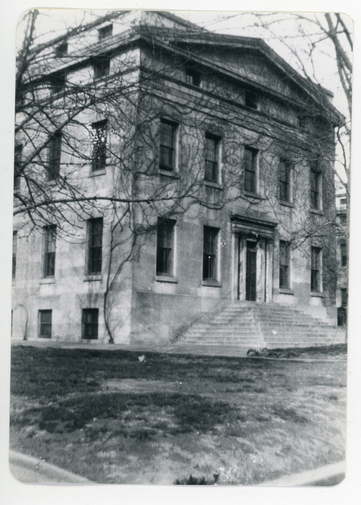 Photo of Banker Hall