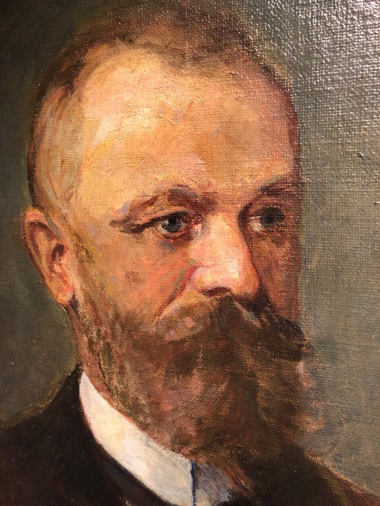 Perry Millard, first dean of the Medical School, personally funded the construction of Wulling Hall (then Medical Hall)
