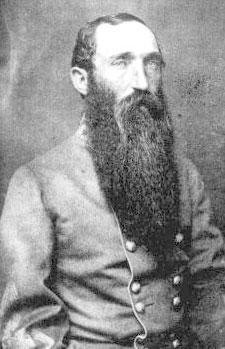 Brigadier General Albert Jenkins of Cabell County, WV