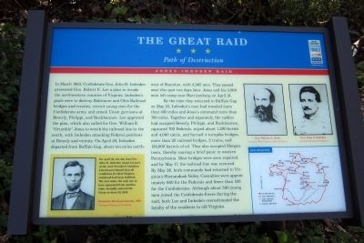 The Great Raid Historical Marker
