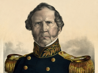 U.S General Winfield Scott, 1786-1866