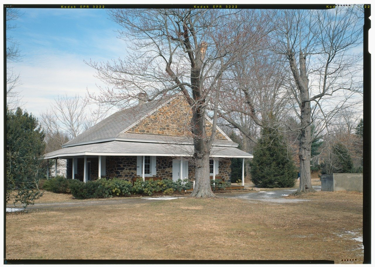 The Bradford Friends Meetinghouse has occupied this spot since 1765.