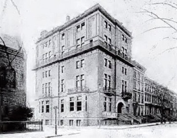 Until the building was demolished in 1936, the Resmen House served as a meeting space and boarding house and was owned by Elizabeth Glucester, a leading African American resident.