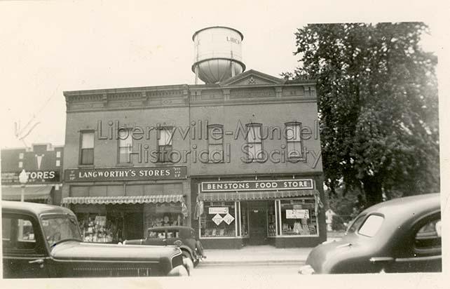 Isaac Heath building, 1930s