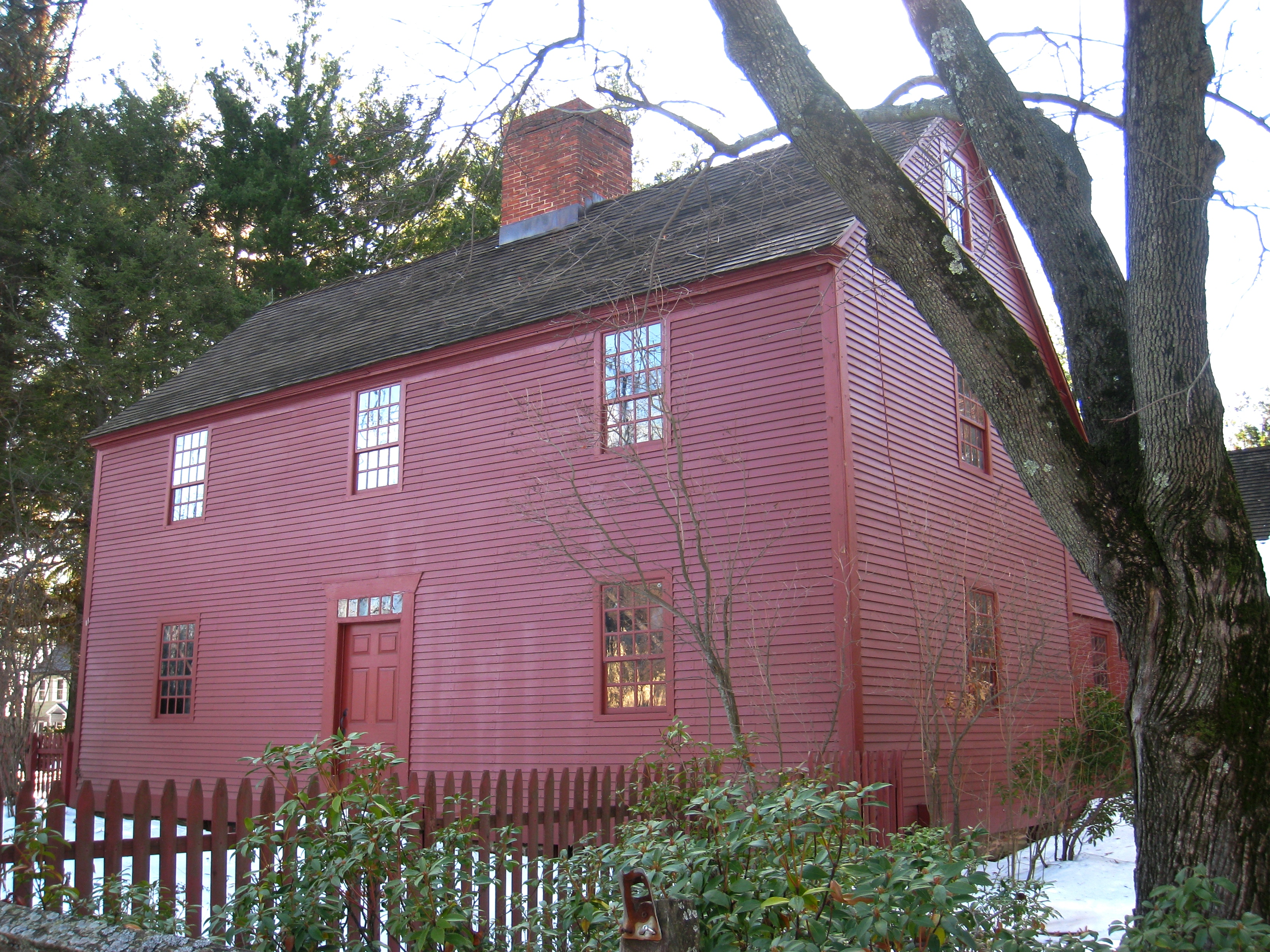 Noah Webster's birthplace has been a museum dedicated to his legacy since 1966.