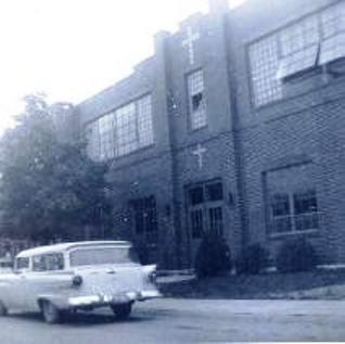 St. Francis School - 1950s